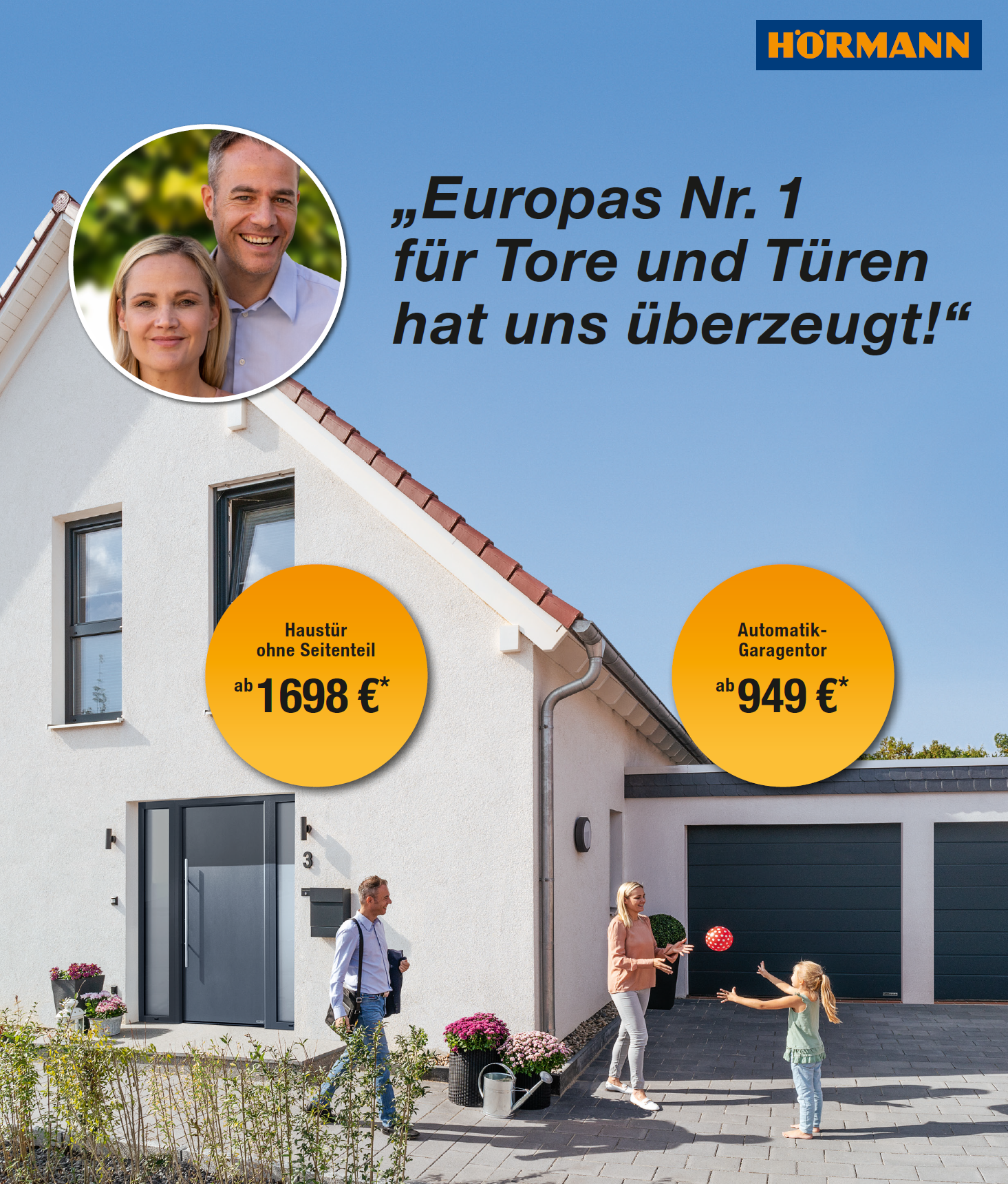 Hörmann Thermo65 Aktion 2019