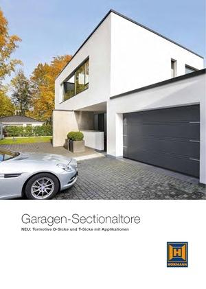 Hörmann Garagen-Sectionaltore PDF