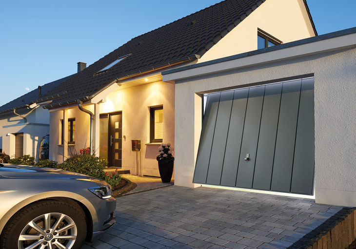 Berry-Schwingtore