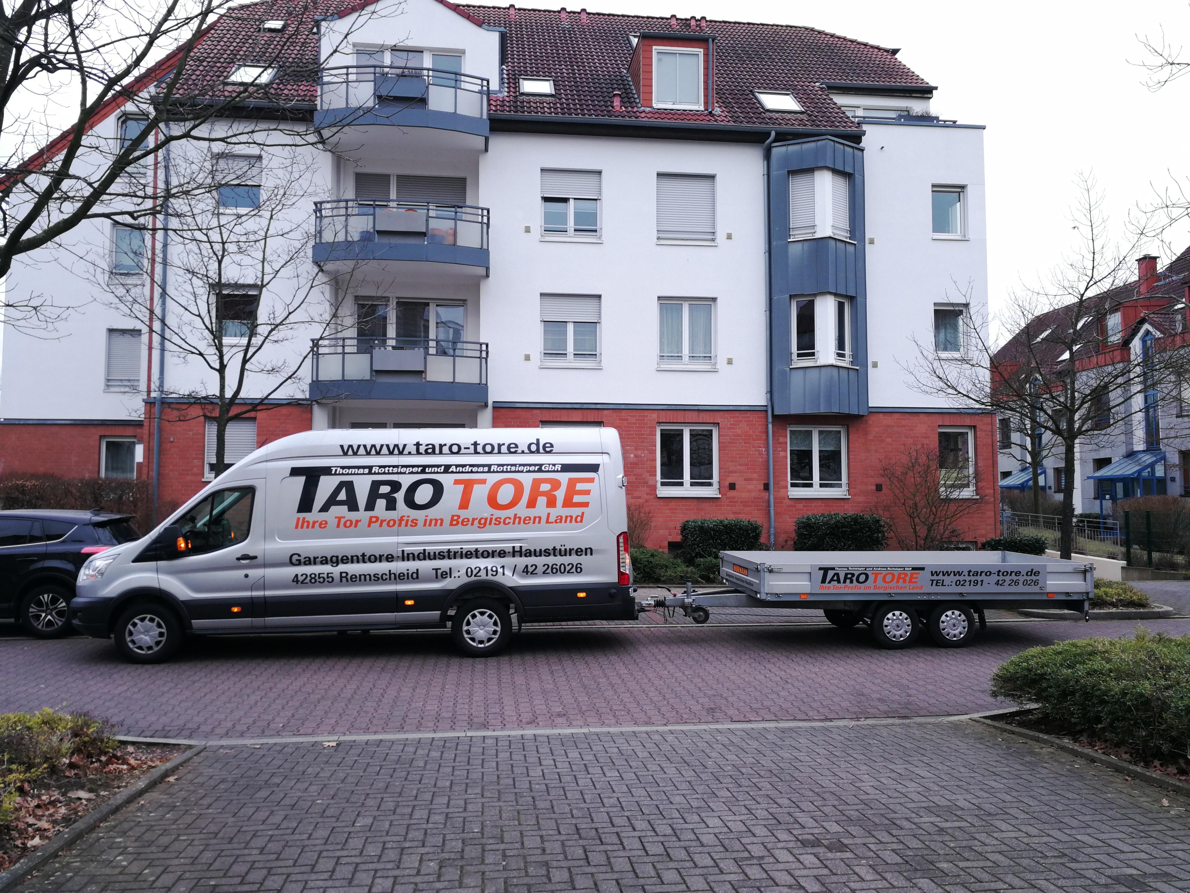 Garagentore Wuppertal über uns tarotore ihre tor profis im bergischen land