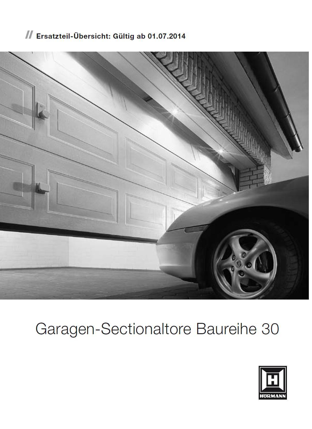 ersatzteile h rmann garagen sectionaltor lte 20 lpu 20 bei tarotore. Black Bedroom Furniture Sets. Home Design Ideas