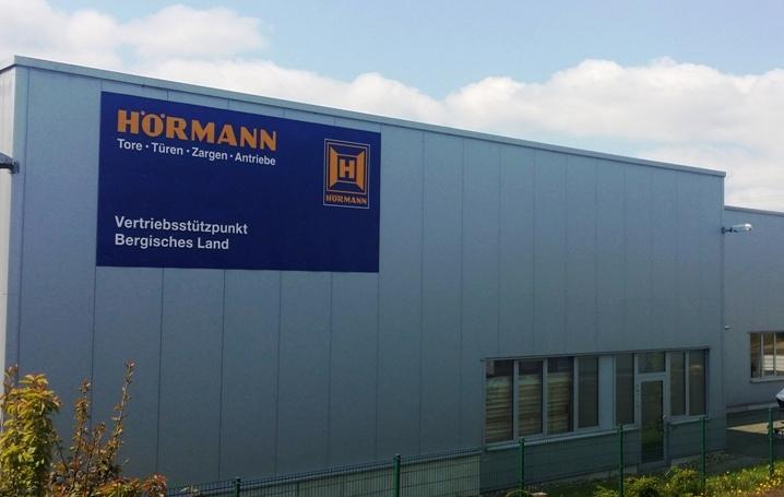 Garagentor hörmann  Hörmann Garagentore, Industrietore, Rollgitter, Haustüren und ...
